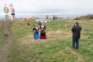 Photoshoot for Herald on Sunday at Dusherra Festival 2012