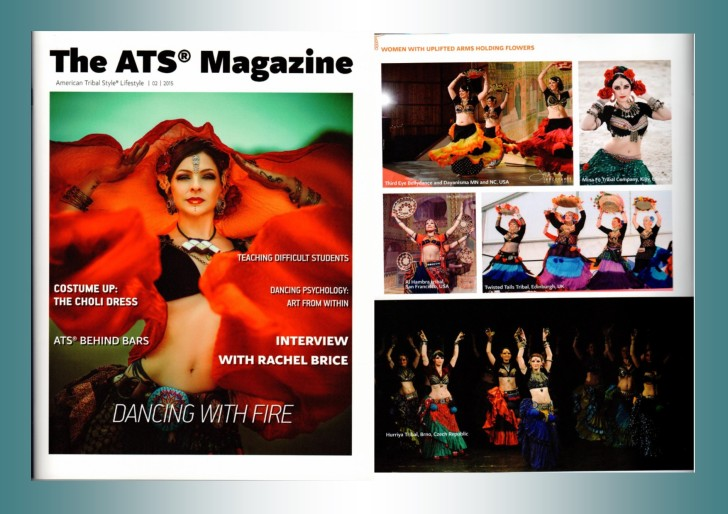 Twisted Tails in ATS® Magazine