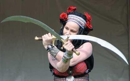 Briar Sword Soloist
