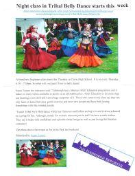 Edinburgh Reporter on new Dance Classes