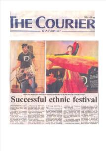 Fife Mela coverage