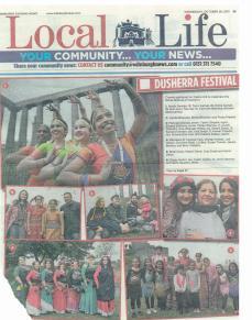 Edinburgh Evening News: Dusherra 2015