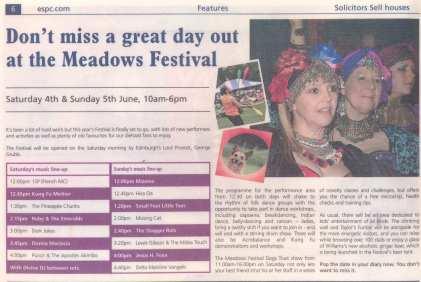 ESPC promo of Meadows Festival