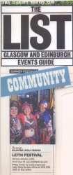 List promoting Leith Festival