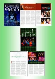 Article in Australian magazine on ATS® in Scotland. 2015