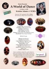 A World of Dance Programme