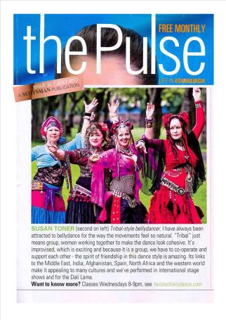 The Pulse Magazine