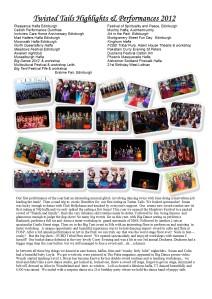 Highlights 2012