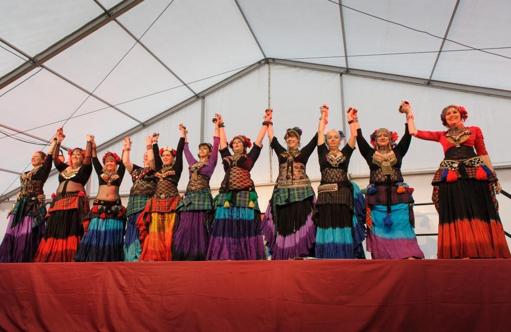Tribal Costuming