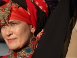 head turbans can be worn and embellished