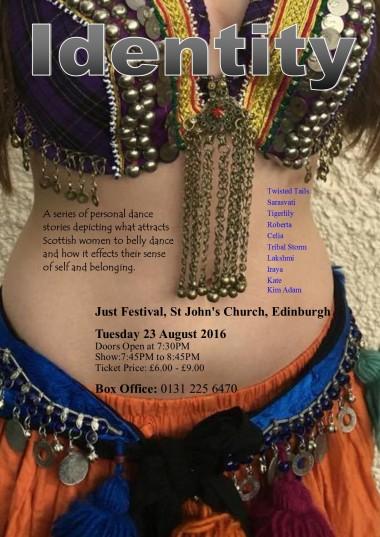 Identity Show, Edinburgh Festival