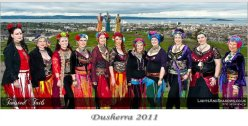 twisted tails dusherra 2011